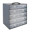 Durham Manufacturing Prime Cold 5-Drawer Small Parts Organizer