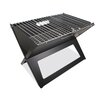 """Liteaid 18"""" Folding BBQ Charcoal Grill"""