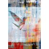 Parvez Taj Access Subconscious Art Print Wrapped on Canvas