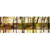 Parvez Taj Leinwandbild Marmont Hill Lake Trees, Kunstdruck