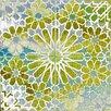 Parvez Taj Boucles by Parvez Taj Graphic Art Wrapped on Canvas