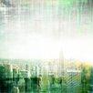 Parvez Taj Leinwandbild NYC, Grafikdruck