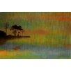 Parvez Taj Leinwandbild Sun Drop, Kunstdruck