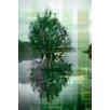 Parvez Taj Leinwandbild Reflective, Grafikdruck