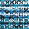 "Parvez Taj ""Moth"" Graphic Art Wrapped on Canvas"