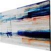 Parvez Taj Aegean Sea Art Print Wrapped on Canvas
