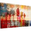 """Parvez Taj Leinwandbild """"Abbott Kinney"""", Kunstdruck"""