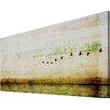 """Parvez Taj Leinwandbild """"Birds Flying"""", Kunstdruck"""