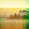 Parvez Taj Leinwandbild Greenboro, Grafikdruck