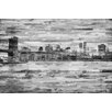 Parvez Taj Bridge Span Graphic Art Wrapped on Canvas