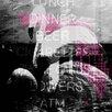 Parvez Taj Leinwandbild Flamingo Way 2, Grafikdruck