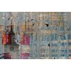 Parvez Taj Chemin Du Folly Graphic Art Wrapped on Canvas