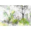 Parvez Taj Leinwandbild Cedar Hill, Grafikdruck