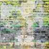 Parvez Taj Worlds Unknown Graphic Art Wrapped on Canvas