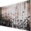 Parvez Taj Aspen Graphic Art Wrapped on Canvas