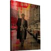Parvez Taj James Dean 2324 Graphic Art Wrapped on Canvas