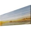 Parvez Taj Malibu Pier Art Print Wrapped on Canvas