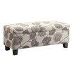 Kingstown Home Kendrick Fabric Storage Bench