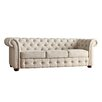 Kingstown Home Carthusia Tufted Button Sofa