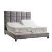Kingstown Home Ophelia Upholstered Panel Bed