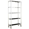 "Kingstown Home Givenchy Tempered Glass 73"" Etagere"