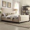 Kingstown Home Aurelia Upholstered Panel Bed