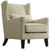 Kingstown Home Jeannette Wingback Arm Chair