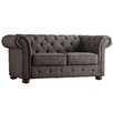 Kingstown Home Carthusia Tufted Loveseat
