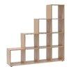 Wilmes Raumteiler Treppenregal, 142,5 x138,5 cm