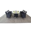 Port Royal Prestige 7 Piece Dining Set
