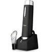 Ozeri Prestige Electric Wine Bottle Opener with Aerating Pourer