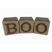"""Craft Outlet Blocks """"Boo"""""""