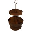 Craft Outlet Tin Rotating Tray