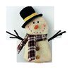 Craft Outlet Snowman Decoration