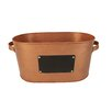 Craft Outlet Bucket with Chalk Board