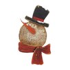 Craft Outlet 2 Piece Hanging Snowman Small Set (Set of 2)