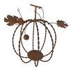 Craft Outlet Tin Fall Pumpkin