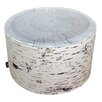 MeroWings Pouf Birch