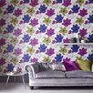 Superfresco Superflora 10m L x 52cm W Roll Wallpaper