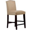 "Wayfair Custom Upholstery Nadia 26"" Bar Stool with Cushion"