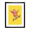 Star Editions Alfie by Shirley Hughes Framed Art Print