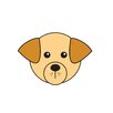Star Editions Animaru Labrador Dog Graphic Art
