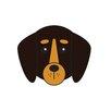 Star Editions Animaru Rottweiler Dog Graphic Art