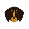 Star Editions Poster Animaru Rottweiler Dog, Grafikdruck