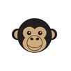 Star Editions Animaru Monkey Graphic Art