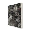 "Star Editions Leinwandbild ""Alice's Adventures in Wonderland"" von Arthur Rackham, Kunstdruck"