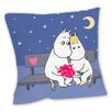 Star Editions Sofakissen Moomins Pink Moomintroll and Snorkmaiden