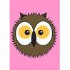 Star Editions Animaru Owl Graphic Art