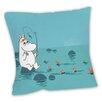 Star Editions Sofakissen Moomins Moomintroll Fishing