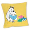 Star Editions Sofakissen Moomins Moomintroll Reading a Book